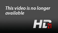 Two lusty girls get their holes opened wide in a violent group session