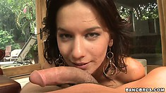 Cute, tight ass and bobbing tits make her the best MILF to watch get fucked