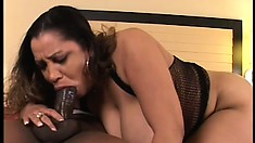 Kira lays on her back and he pumps her until he cums inside her pussy