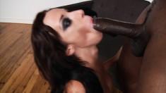 Distinctive Milf In Lingerie Jada Stevens Loves Dark Meat And Anal Sex