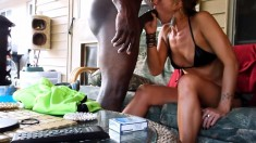 Busty Blonde MILF Fucked Doggystyle On Spy Cam