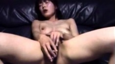 Cute Asian Babe Loves To Jerk Him Off