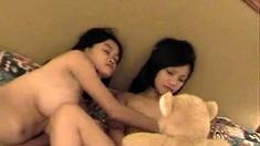 Thai Porn Lesbian Masturbation With Sex Toys