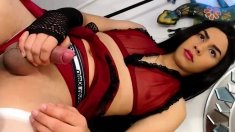 Asian Tranny Webcam Solo