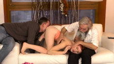 Teen daisy summers and skinny mature blonde anal