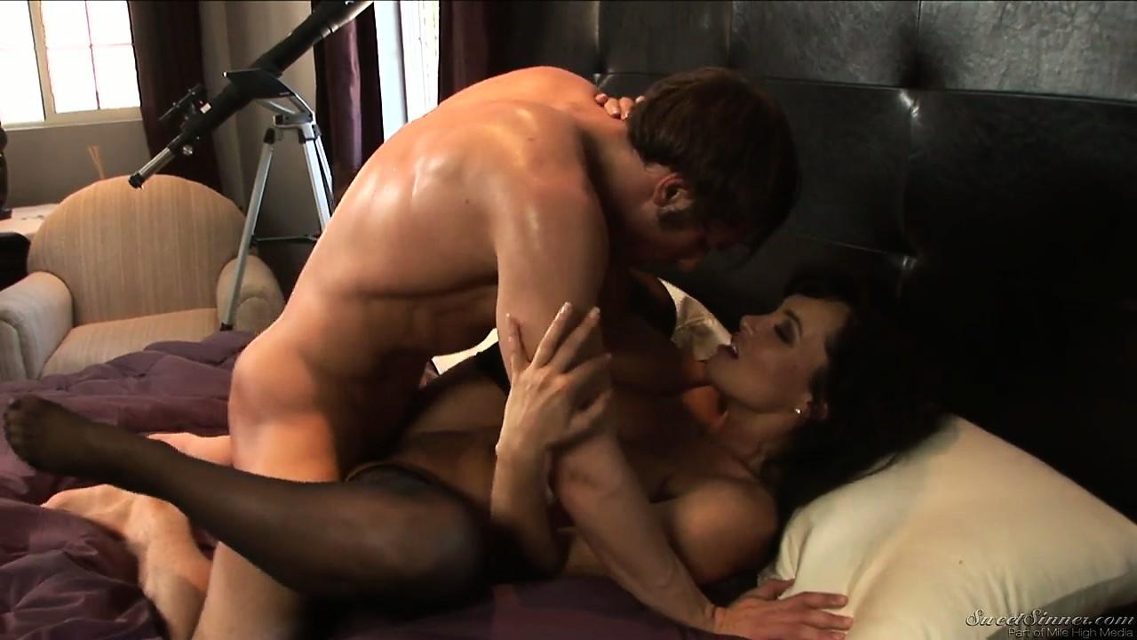 Lisa Ann Milf porno video
