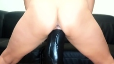 Toying Milf Jodi West Masturbates