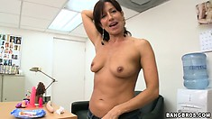 The sexy milf wants to know now when will she be able to repeat this wild adventure
