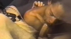 Passionate gay lovers indulge their nasty fantasies together